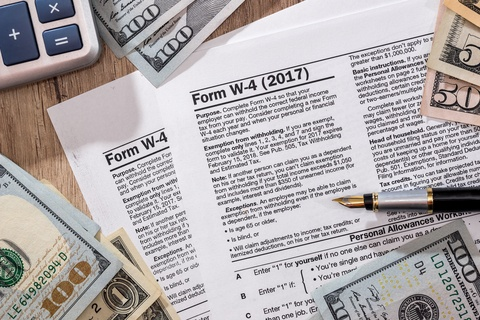 Updated Withholding Calculator And Updated Form W 4 Released By Irs