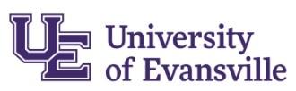 Univ of Evansville
